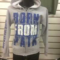 Dutch hardcore punk band Born From Pain hoody in grey