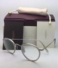 18K Gold Plated OLIVER PEOPLES Eyeglasses MP-2 OV 1104 5276 Dune Crystal Frame