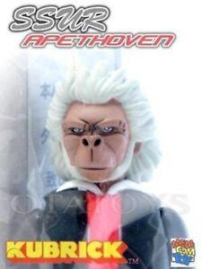 Medicom Toy SSUR APETHOVEN Kubrick Figure be@rbrick kaws bape a bathing ape BXH