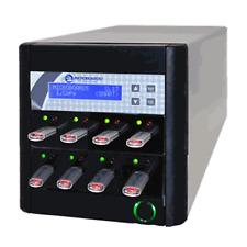 Microboards CopyWriter FLASH USB Duplicator, 1 Reader Port and 7 Recorder Ports