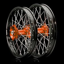 ktm 125 250 300 350 450 exc excf talon wheels 21 front 18 rear ktm enduro wheels