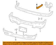 MAZDA OEM 99-07 B3000 Front Bumper-Reinforcement Stay Left ZZR050090