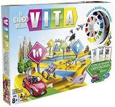 Il Gioco della Vita - Gioco da Tavolo Game of Life Italiano Nuovo by Hasbro
