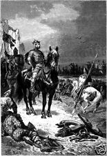 King William the Conquerer England Normans 7x5 Inch Print