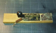 British Military Morse Key WWII - MANIPULATEUR MORSE KEY 8 AMP N°2 + Relais