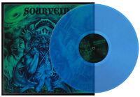 SOURVEIN - AQUATIC OCCULT, ORG 2016 EU CLEAR BLUE vinyl LP, 500 COPIES! SEALED!