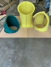 Tunnel/Tube Slide Parts, Top,Middle and bottom sections.All sections available