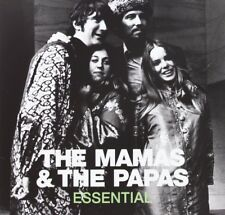 MAMAS & THE PAPAS - ESSENTIAL CD ~ GREATEST HITS / BEST OF 60's *NEW*