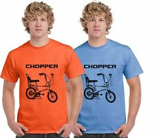 Raleigh Chopper Bike Retro Designed T Shirt