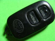 OEM TOYOTA SECURITY KEYLESS ENTRY REMOTE KEY FOB TRANSMITTER CLICKER HYQ12BAN