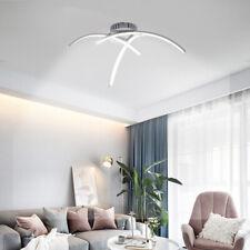 LED Ceiling Light Lamp Bedroom Living Room Home Lighting Fixture Chromed Color