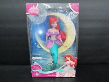 Disney Little Mermaid Brass Key Ariel Celestial Princess Porcelain Doll