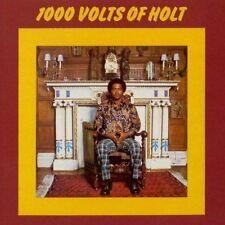 Reggae Music John Holt 1000 Volts of Holt Trojan Tjcd564 CD