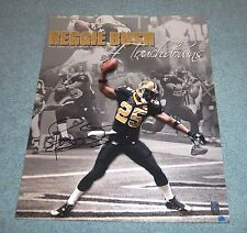 New Orleans Saints Reggie Bush Signed Autographed 16x20 Photo USC