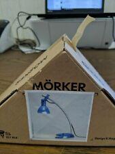 IKEA MORKER 18221 AA-96767-2 DESK LAMP Blue