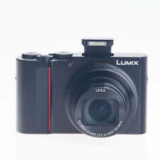 Panasonic Lumix Dc-Zs200 20.1Mp Point and Shoot Digital Camera Balck