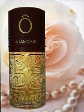 VINTAGE Ô DE LANCOME parfum de toilette  75  ml spray atomiseur  women perfume