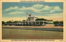 Collectible Restaurant & Diner Postcards