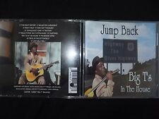 CD TERRY WILLIAMS / JUMP BACK BIG T'S IN THE HOUSE /
