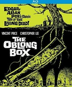 The Oblong Box [New Blu-ray] Rmst, Digitally Mastered In HD