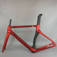 2021 New Aero Disc frame carbon frame road bike racing bicycle 700C paint TT-X3