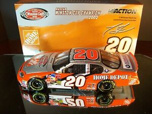 Tony Stewart #20 Home Depot The Victory Lap 2003 Chevrolet Monte Carlo 10,488