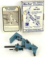 Snap On Blue Point Dg 825 Drill Grinding Attachment Vintage Usa Made With Box