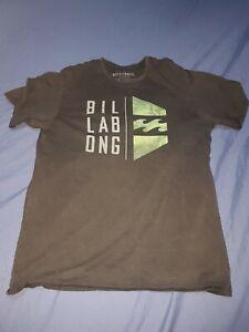 Billabong Mens Tshirt Sz M - EUC