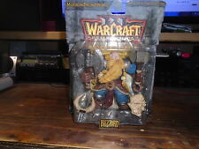 World Warcraft Reign of Chaos Muradin Bronzebeard Figure New in Package