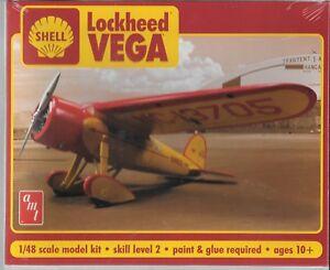 AMT SHELL Lockheed VEGA in 1/48 950 /12 ST CA