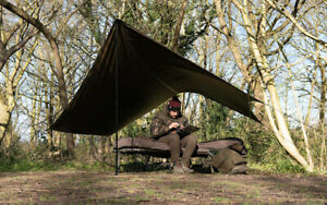 Fox Camo Tarp Waterproof Multiple Uses - CUM290 NEW Carp Fishing Tarp Cover