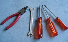 TOOLS KIT PLIERS WRENCH 10/13 SCREWDRIVERS USAG LOT FOR DE TOMASO FERRARI 308