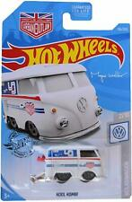 Hot Wheels KOOL KOMBI (White) 2/10 VOLKSWAGON 136/250 Mattel 2019