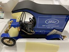 FRANKLIN MINT LIMITED 100TH ANNIVERSARY FORD MODEL T DELIVERY TRUCK NEW IN BOX