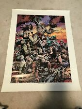 Lord of the Black Corsairs Windsor Smith poster Gorblimey Supergraphics 1974 77