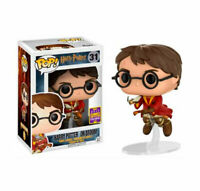 Funko pop harry potter on broom summer 2017 figura figure tv cine toys movies