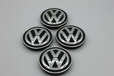4x Original VW Radkappen Nabendeckel 6C.601.171Gebraucht
