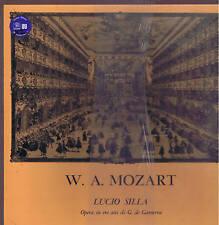 W.A. Mozart - LUCIO SILLA - rare Italy BOX 3 LP Angelicum SEALED sigillato