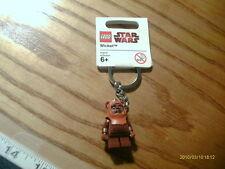 LEGO STAR WARS KEYCHAIN  WICKET  2010 NEW