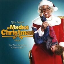 SOUNDTRACK - Tyler Perry's A Madea Christmas Album - *FACTORY SEALED* - NEW CD