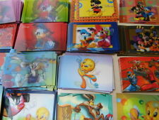 3D - Postkarte 18 versch. Motive VERSANDKOSTENFREI Disney Tweety Looney Tunes