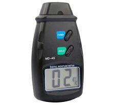 4 pins digital moisture meter wood timber damp humidity tester detector sensor