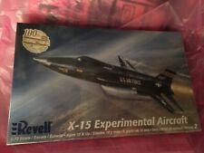 Htf Revell 1/72 X-15 Nasa Experimental Aircraft