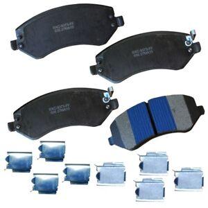 Disc Brake Pad Set-Stop Ceramic Brake Pad Front Bendix SBC856