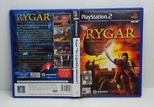 RYGAR THE LEGENDARY ADVENTURE - PS2 - PlayStation 2 - PAL - Italiano - Usato