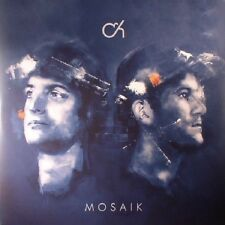 Camo & Krooked-Mosaik-Vinilo (2xLP) GATEFOLD Ram Records Drum and bass