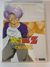 Dragon Ball Z - The History of Trunks (DVD, 2009)