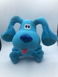 Official Blues Clues Blue Dog Plush Kids Soft Stuffed Toy Nickelodeon Viacom
