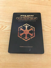 Star Wars The Old Republic Collector's Edition PC Steelcase