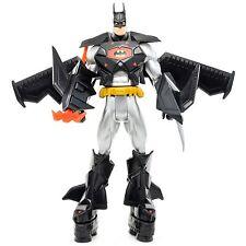 """Batman Deluxe STEALTH ARMOR BATMAN 6.25"""" Action Figure DC Universe Mattel 2003"""